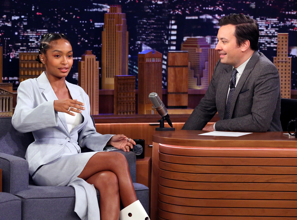 Yara Shahidi, The Tonight Show Starring Jimmy Fallon 2020