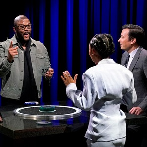 Tyler Perry, Jimmy Fallon, The Tonight Show