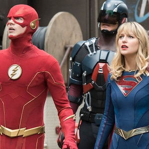 The Flash, Supergirl, Crisis