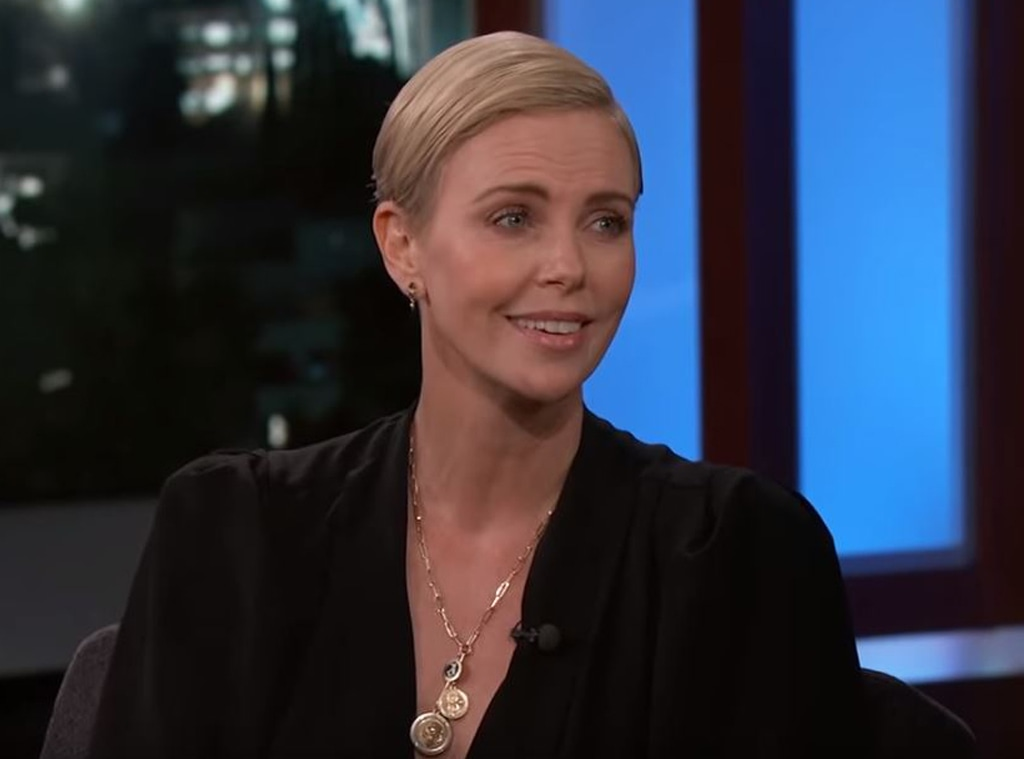 Charlize Theron, Jimmy Kimmel Live 2020