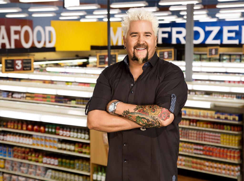 Guy Fieri, Guy's Grocery Games