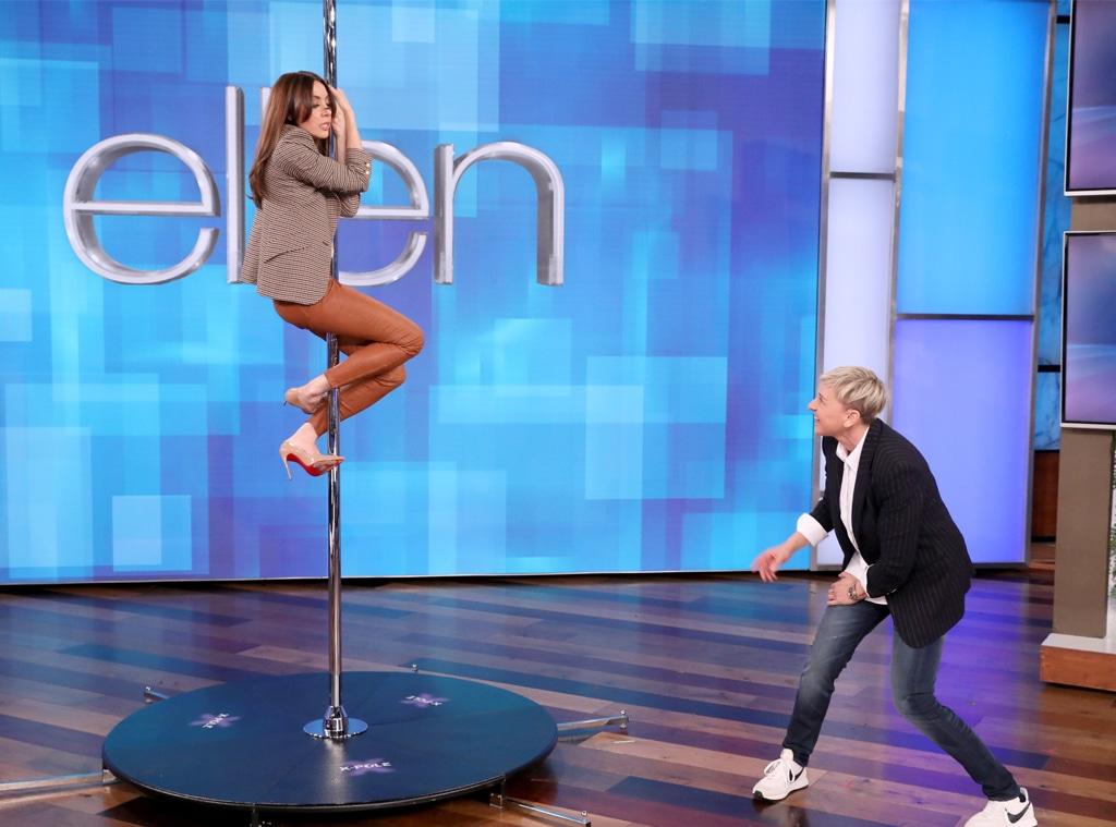 Aubrey Plaza, Ellen Show