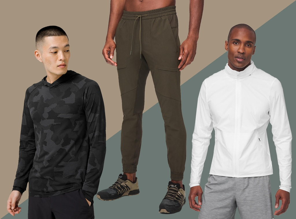 Ecomm: Men's Lululemon