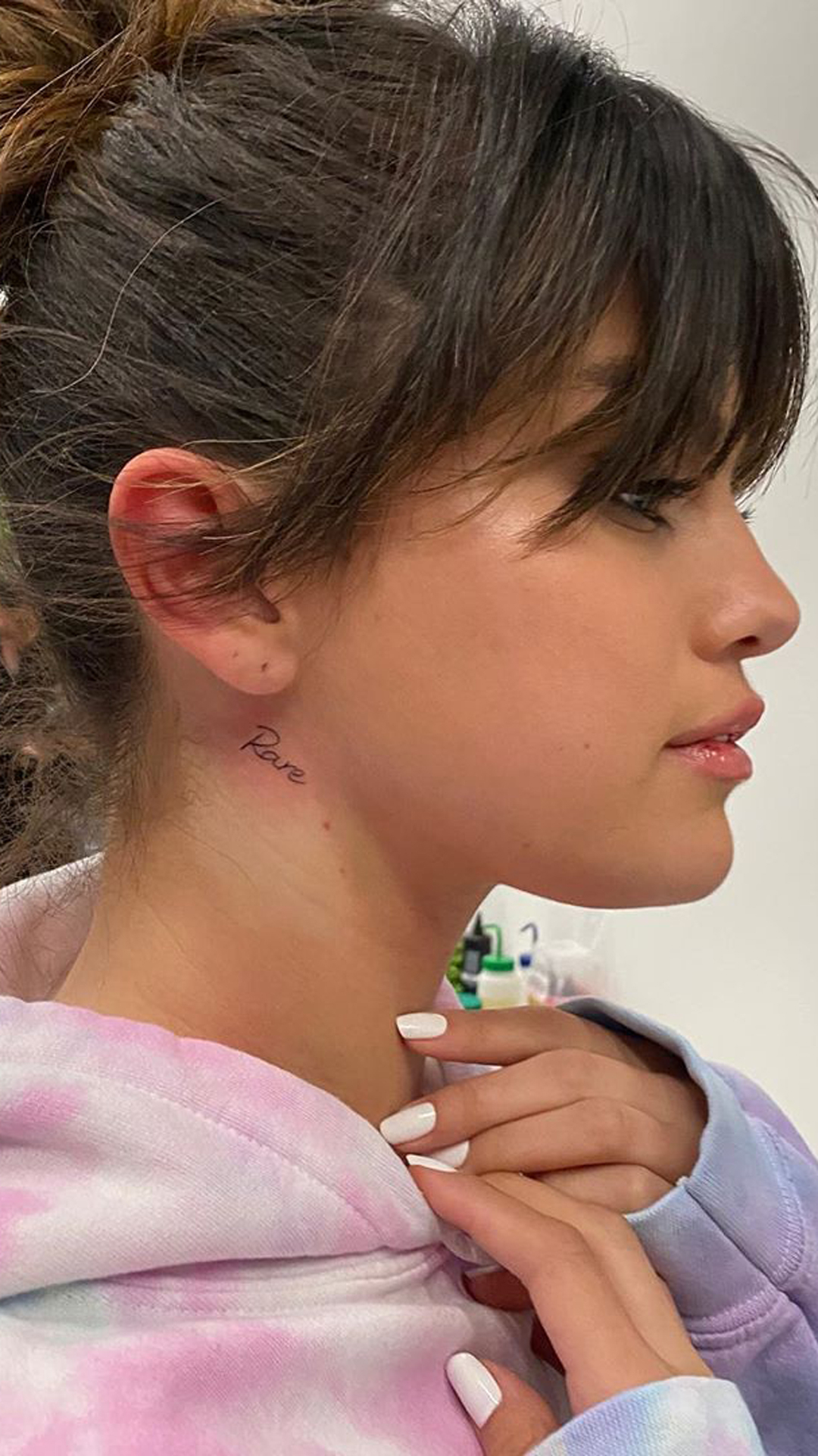 Selena Gomez, Tattoos