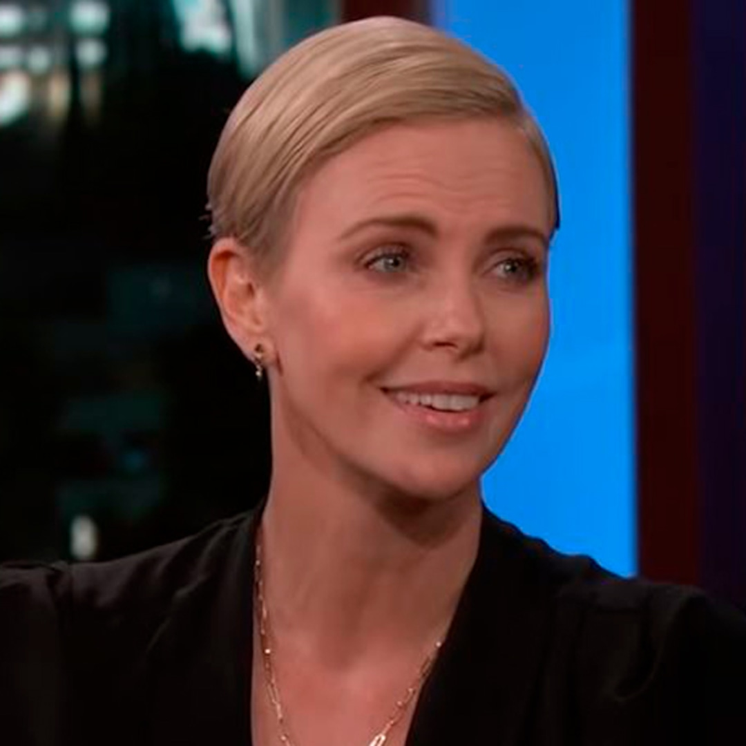 Charlize Theron's Daughters Make a Special Appearance During Her Virtual Birthday Party – E! NEWS