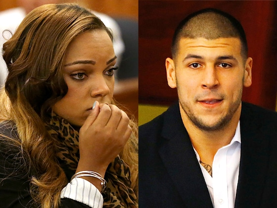 Aaron Hernandez's Fiancée Shares Poem About Strength Following Netflix Docuseries