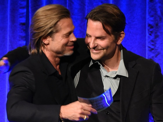 Inside Brad Pitt and Bradley Cooper's Private Friendship