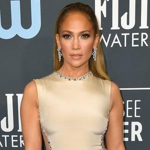 Jennifer Lopez, 2020 Critics Choice Awards
