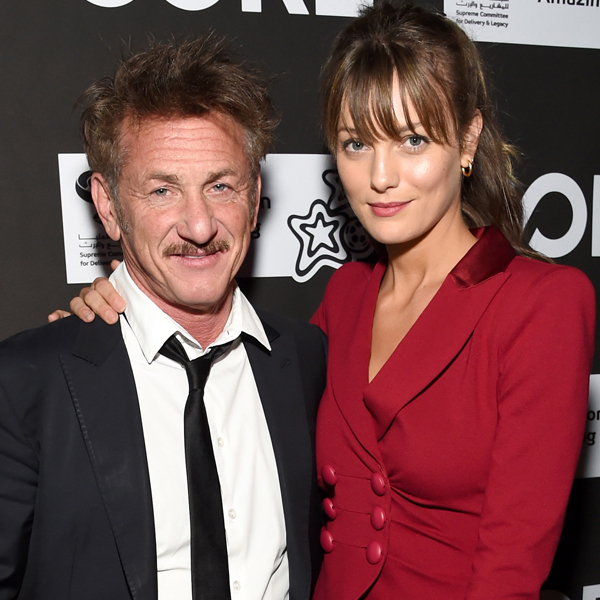 Sean Penn Quietly Marries Australian-American Actress Leila George