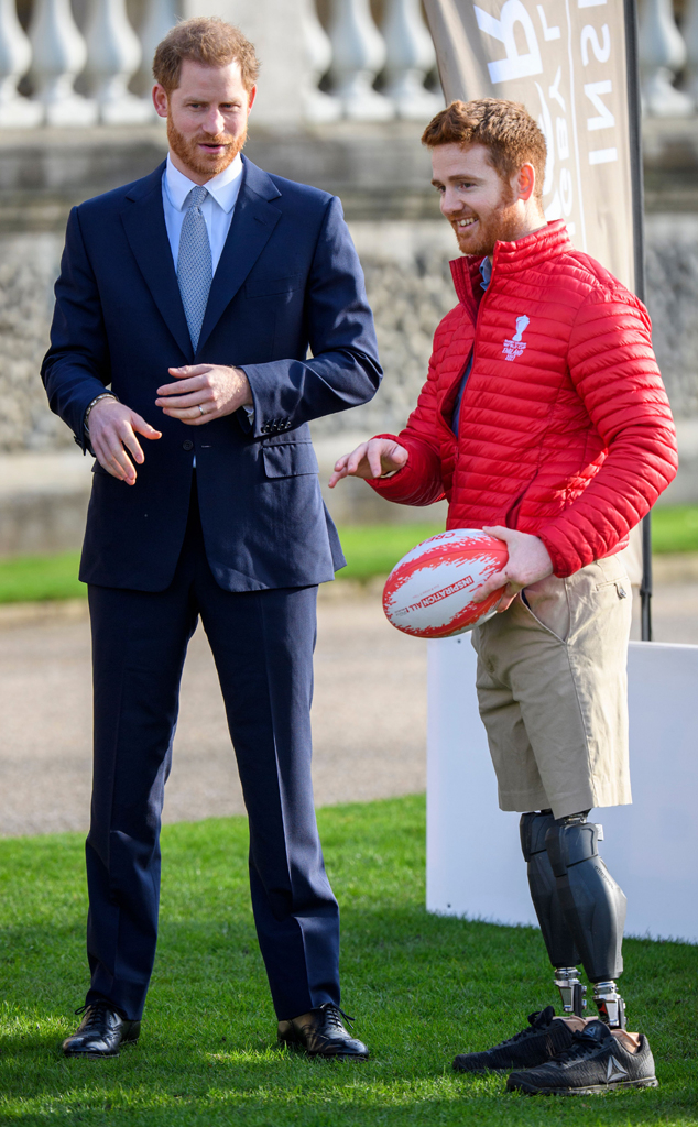 Rugby Prince Harry, Rugby League World Cup 2021 Draws