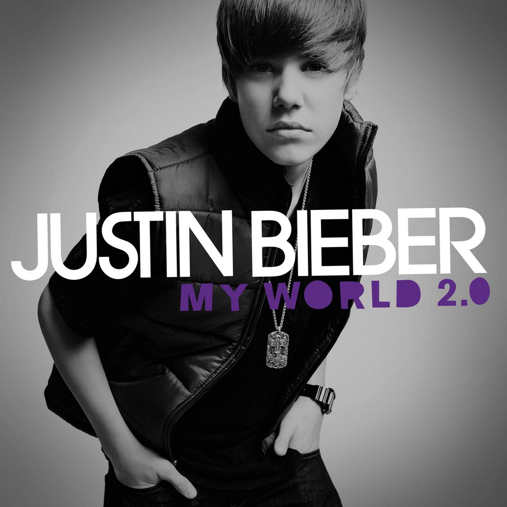 Justin Bieber, My World 2.0, Single Art