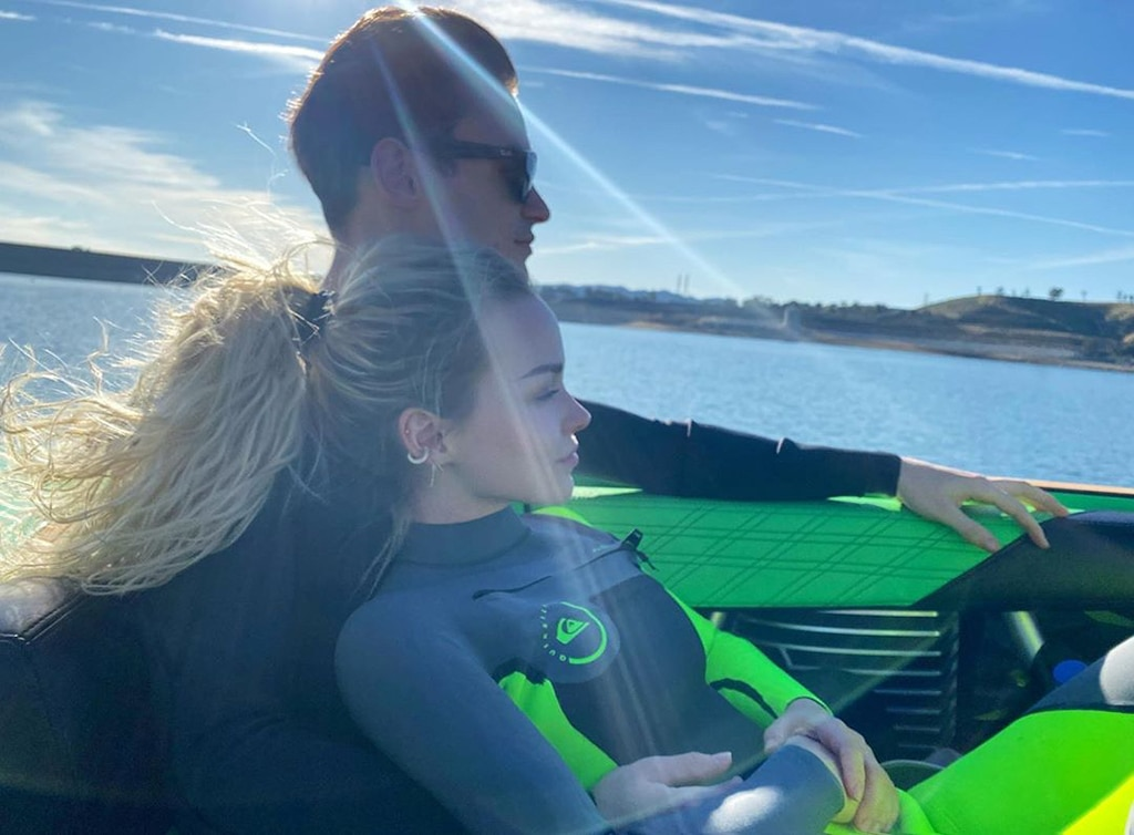 Dove Cameron Alludes to Ex Fiancé's Cheating Claims With Cryptic Post