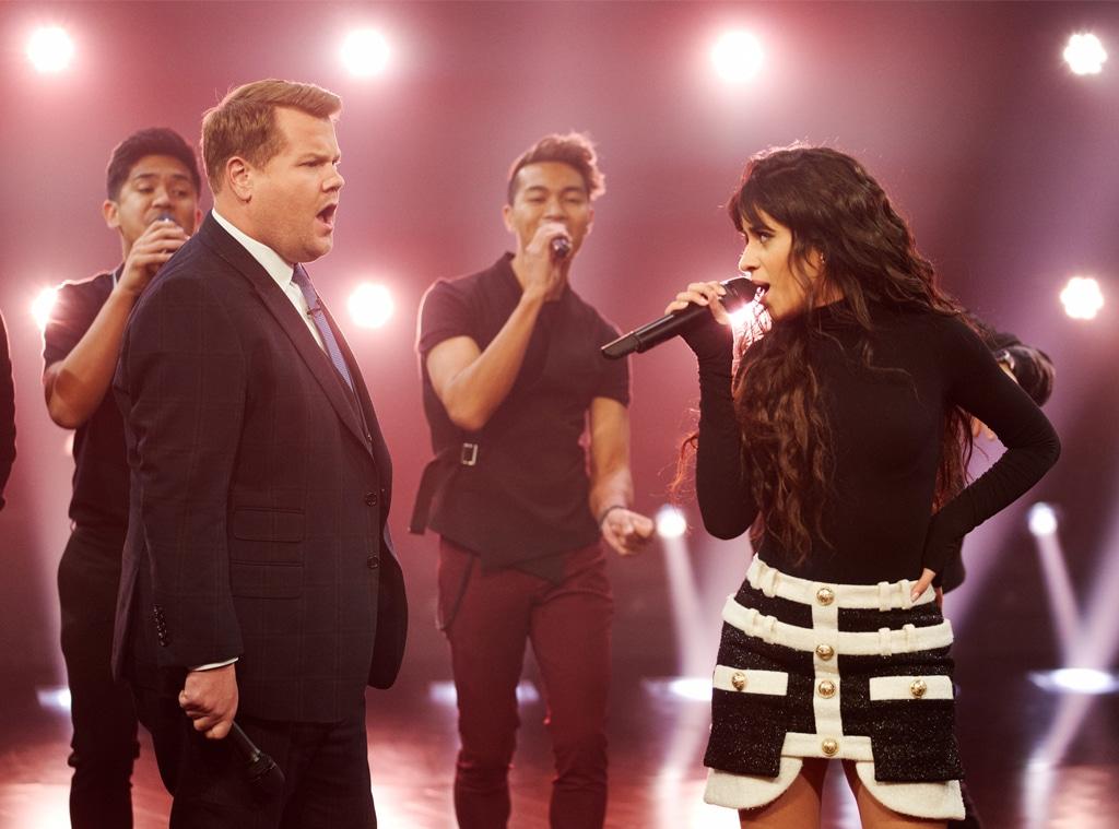 Camila Cabello, Late Late Show