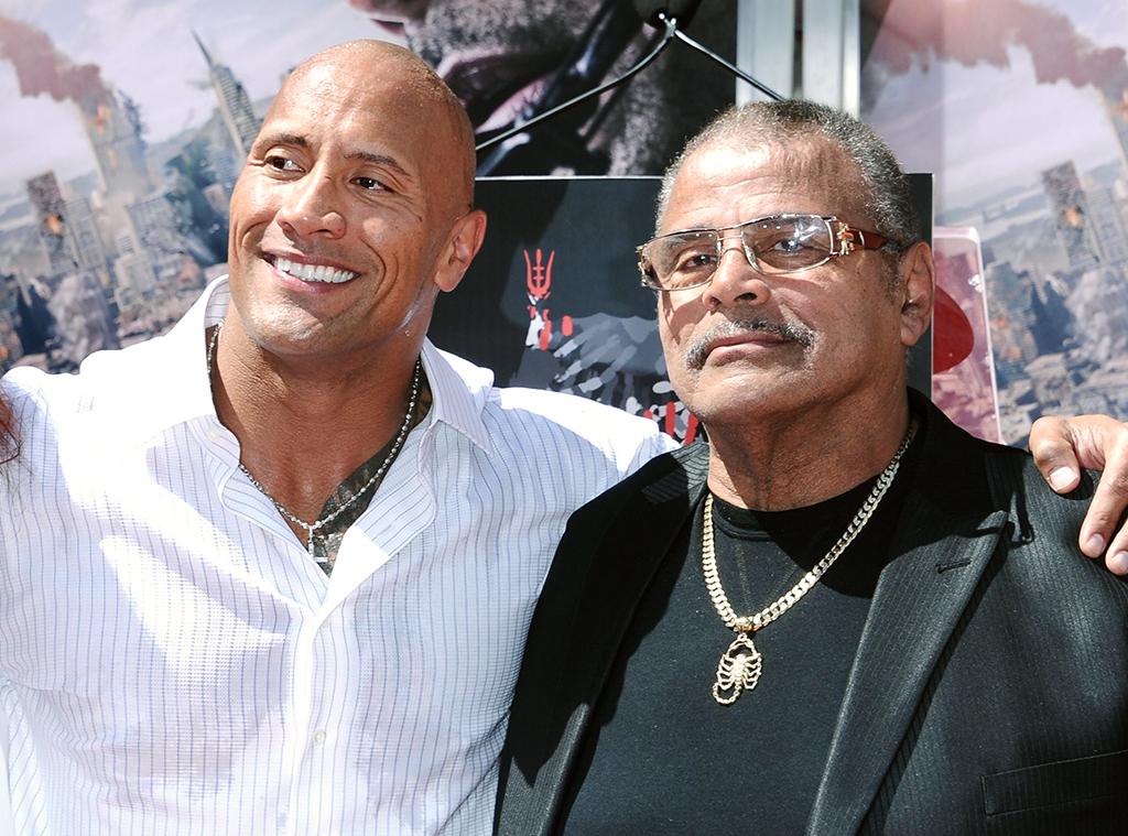 Dwayne Johnson, Rocky Johnson