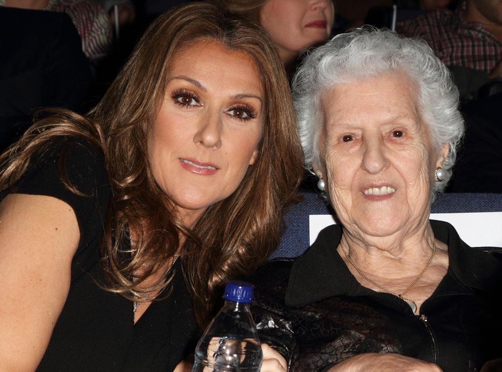 Céline Dion, Thérèse Dion