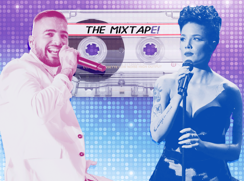 The MixtapE!, Maluma, Halsey