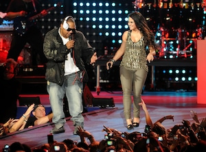 Timbaland, JoJo, 2010 Super Bowl