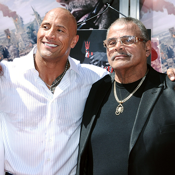"""Dwayne Johnson Opens Up About His Dad's """"Quick"""" Death and Thanks Fans for Support"""