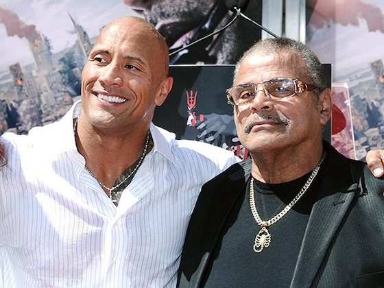 "Dwayne Johnson Opens Up About His Dad's ""Quick"" Death and Thanks Fans for Support"