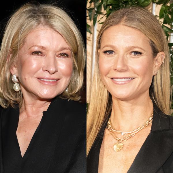 """Martha Stewart Slams """"Irritating"""" Gwyneth Paltrow Goop Products"""
