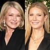 Martha Stewart, Gwyneth Paltrow