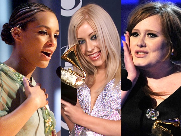 Look Back at 20 Years of Best New Artist Grammy Winners to See If the Award Is a Career Climb or a Curse