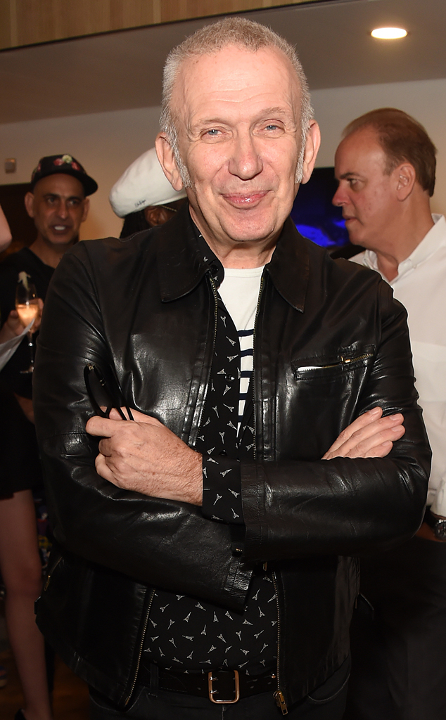 Fashion Designer Jean Paul Gaultier Retiring From The Runway After 50 Years E Online Uk