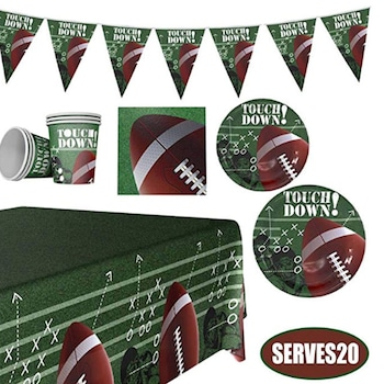 Everything You Need To Throw The Ultimate Super Bowl Party