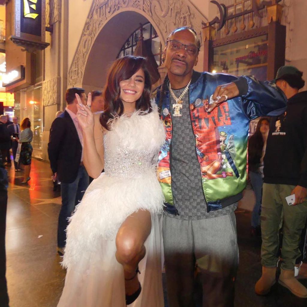 Vanessa Hudgens Reveals the Sweet Nickname Snoop Dogg Gave ...
