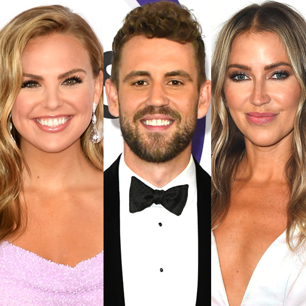 Nick Viall and Kaitlyn Bristowe Weigh in on Hannah Brown's The Bachelor Return