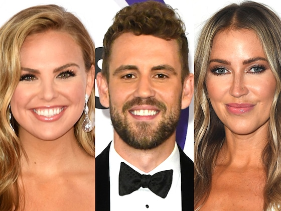 Nick Viall and Kaitlyn Bristowe Weigh in on Hannah Brown's <i>The Bachelor</i> Return