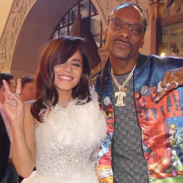 Vanessa Hudgens Reveals the Sweet Nickname Snoop Dogg Gave Her