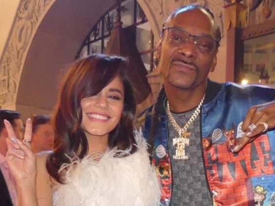 Vanessa Hudgens Reveals the Sweet Nickname Snoop Dogg Gave Her