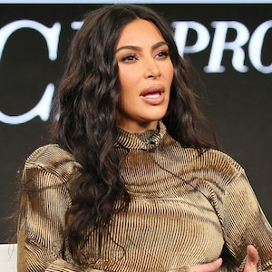 Kim Kardashian, The Justice Project, TCA Winter Tour 2020