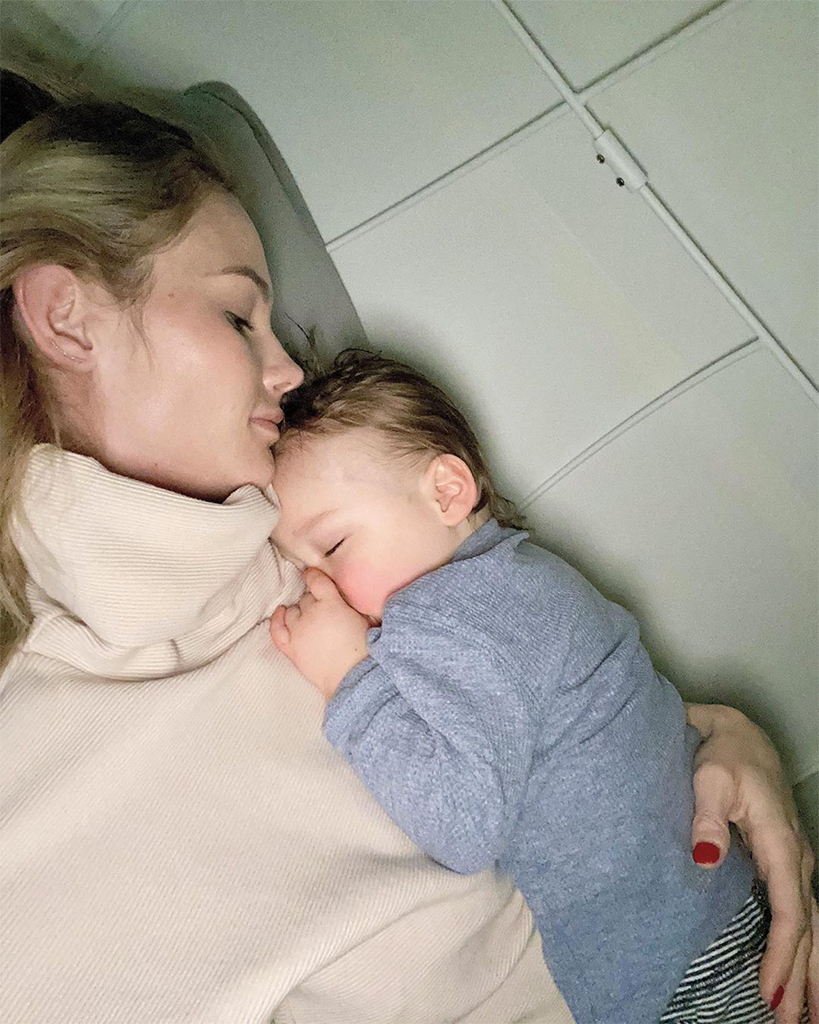 Meghan King Edmonds, Son, Hart, Instagram