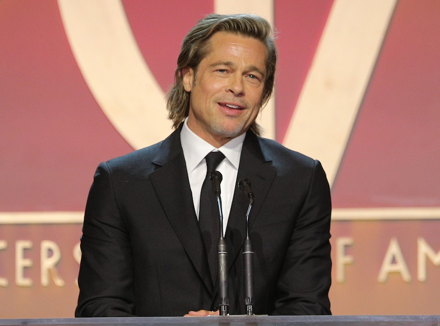 Brad Pitt, 2020 Producers Guild Awards