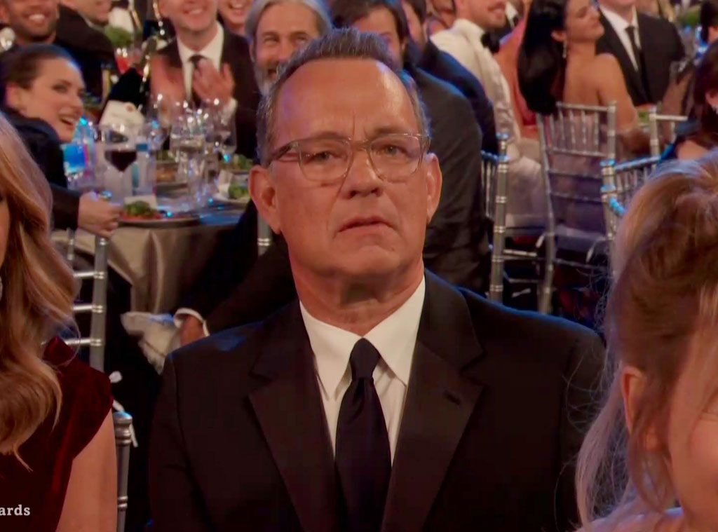 Tom Hanks, 2020 Screen Actors Guild Awards, SAG Awards, show