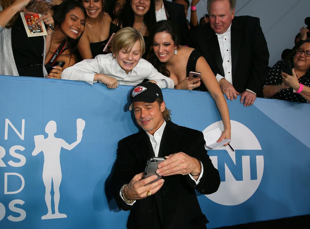 Brad Pitt, 2020 Screen Actors Guild Awards, SAG Awards