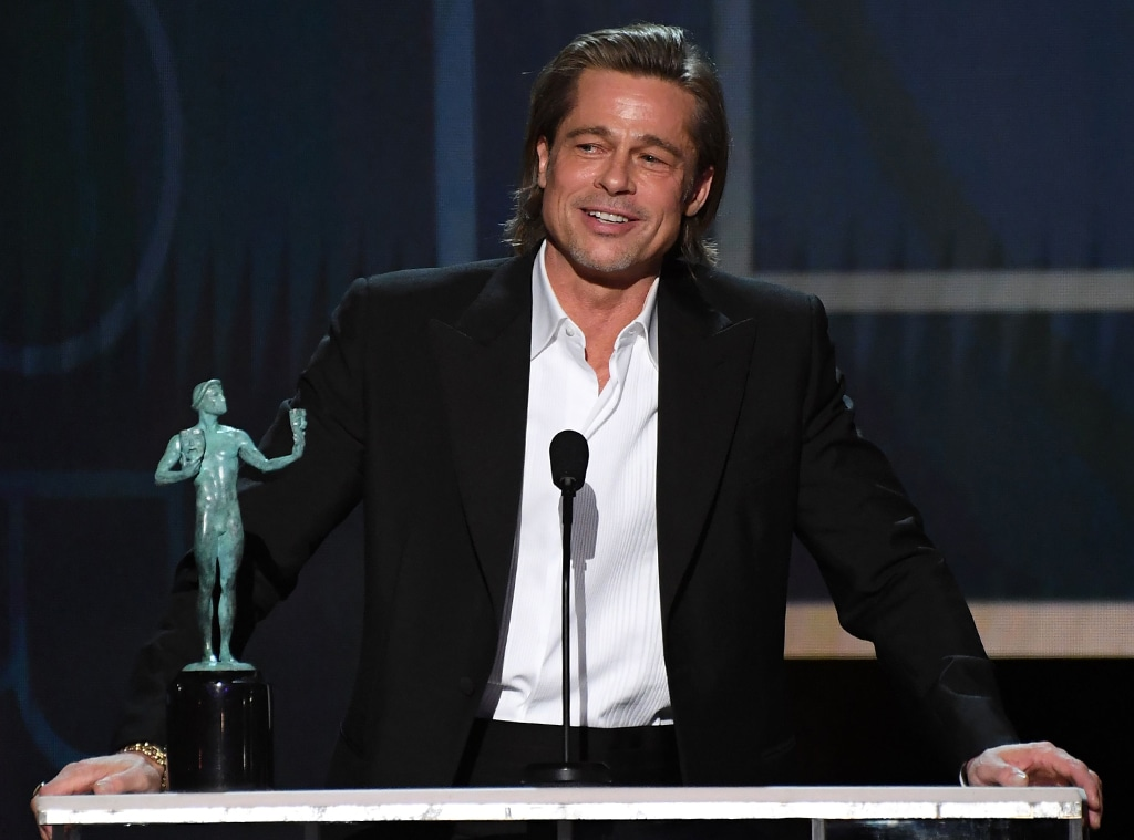 Brad Pitt, 2020 Screen Actors Guild Awards, SAG Awards