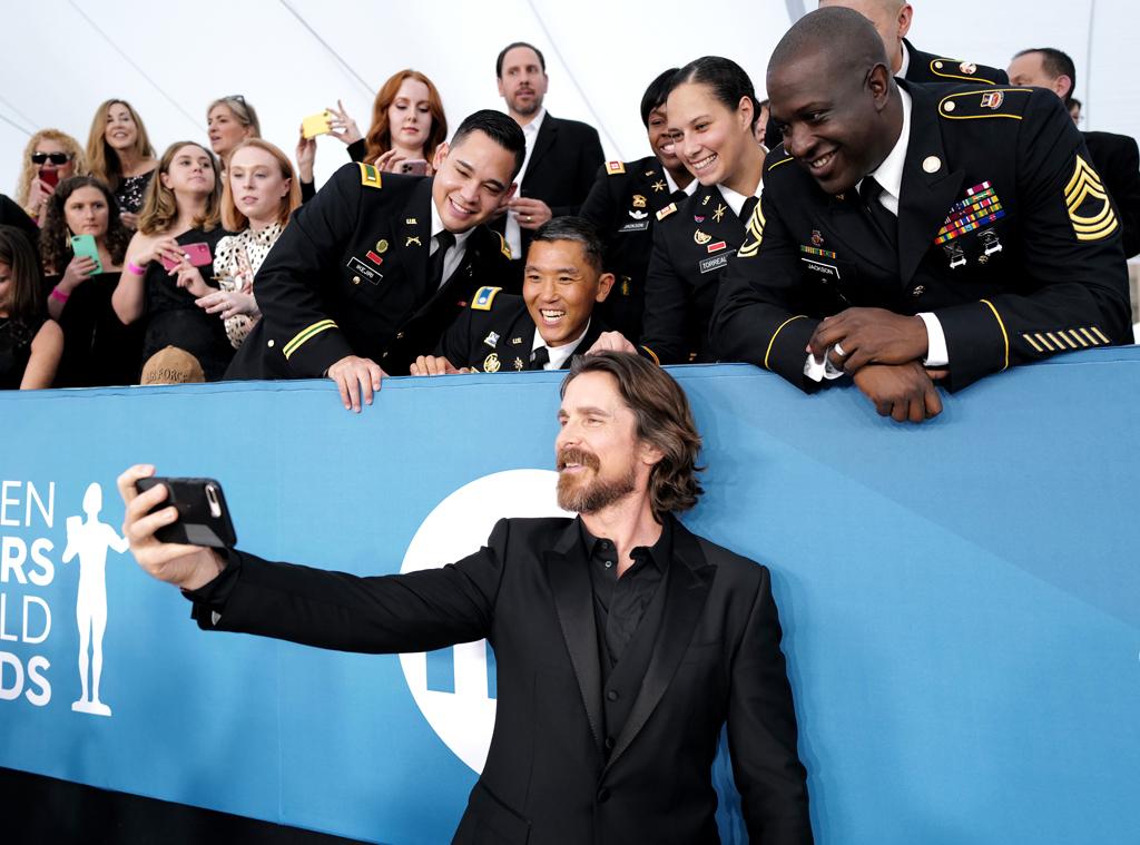 Christian Bale, 2020 Screen Actors Guild Awards, SAG Awards