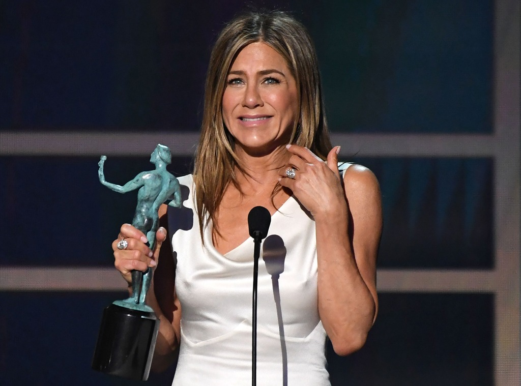 Jennifer Aniston, 2020 Screen Actors Guild Awards, SAG Awards
