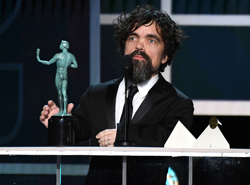 Peter Dinklage, 2020 Screen Actors Guild Awards, SAG Awards, Show