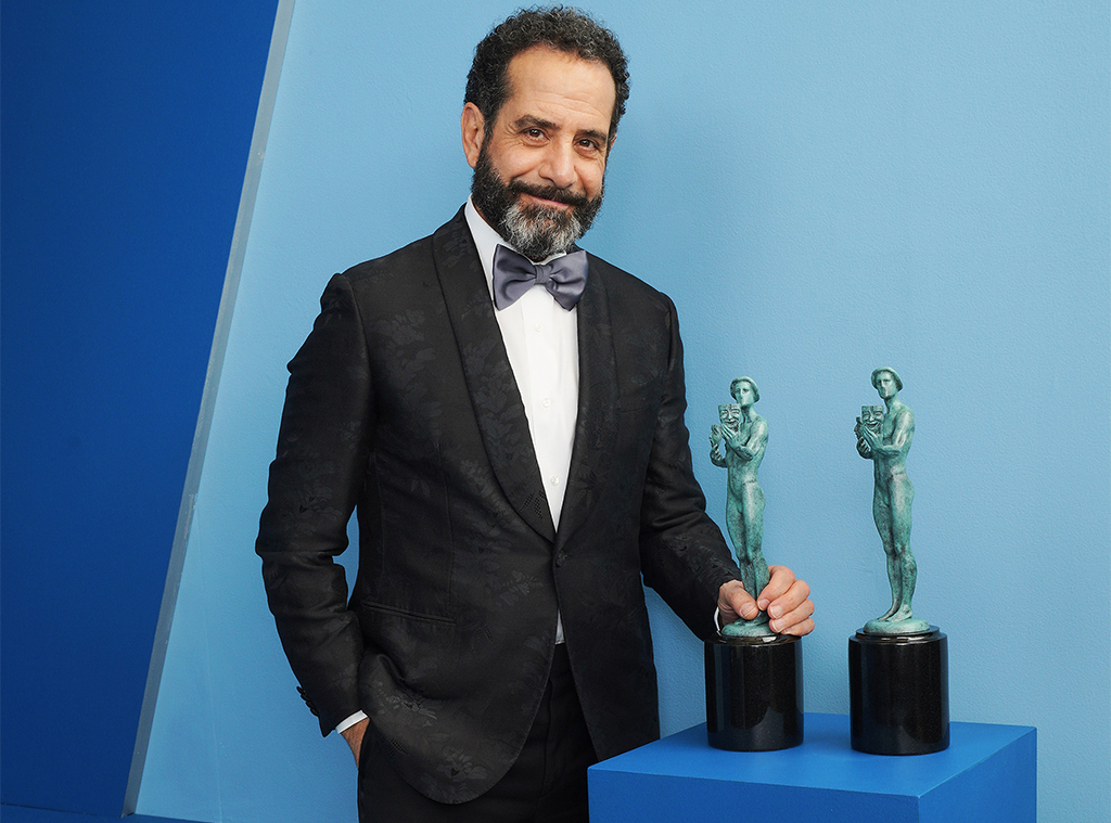 Tony Shalhoub, 2020 Screen Actors Guild Awards, SAG Awards, Winners Gallery Portraits