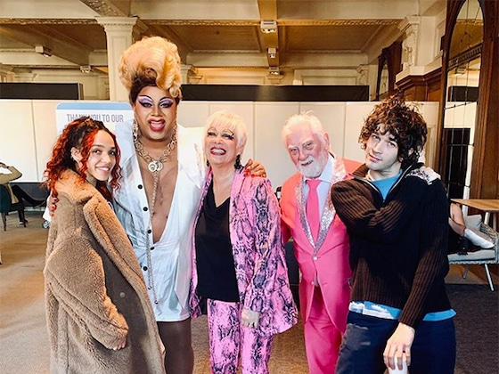 FKA twigs and The 1975's Matt Healy Spotted Together at RuPaul's DragCon UK