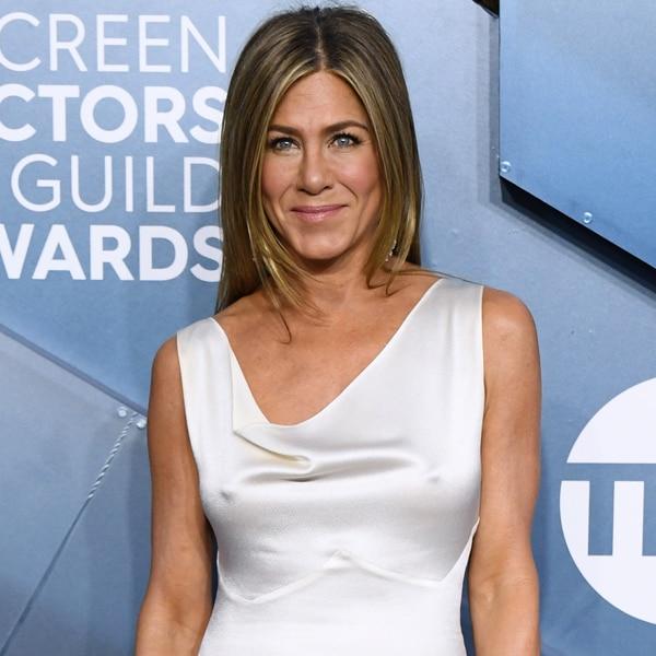 Jennifer Aniston, 2020 Screen Actors Guild Awards, SAG Awards, Red Carpet Fashions