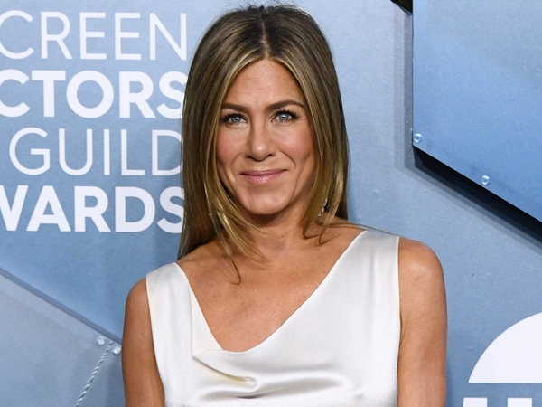 Why Jennifer Aniston Is ''Still Shaking'' After Her 2020 SAG Awards Win