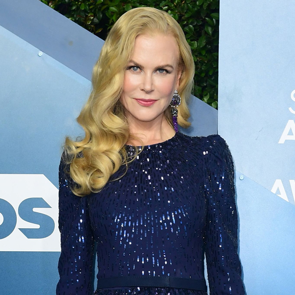 Nicole Kidman, Scarlett Johansson and More Dazzle in Blue at the 2020 SAG Awards