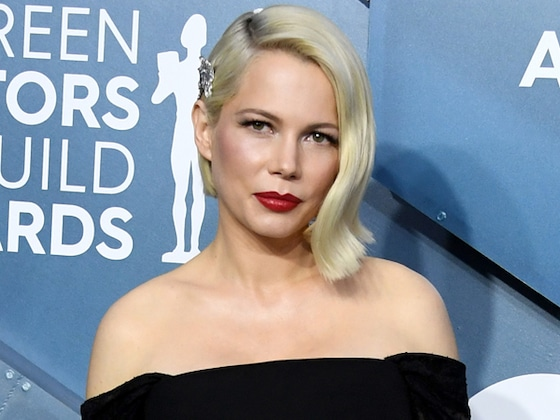 Michelle Williams Accepts SAG Award for <i>Fosse/Verdon</i> With Sweet Message for Daughter Matilda