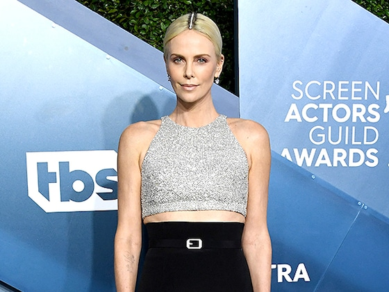 "Charlize Theron Says ""Nothing Gets in the Way"" of Her and <i>The Bachelor</i>"