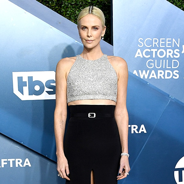 Charlize Theron: Nothing Gets in the Way of Me & The Bachelor - E! NEWS